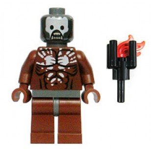 LEGO Hobbit and Lord of the Rings Minifigures - Uruk-hai - Berserker