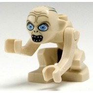 LEGO The Hobbit Minifigures - Gollum - Narrow Eyes