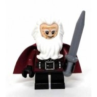 LEGO The Hobbit Minifigures - Balin the Dwarf w. weapon