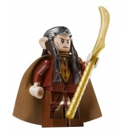 LEGO The Lord of the Rings Minifigures - Elrond with staff