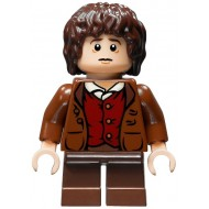 LEGO The Lord of the Rings Minifigures - Frodo Baggins - No Cape