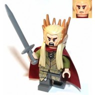 LEGO Thranduil with Weapon, Shield