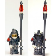 LEGO Nexo Knight Minifigures - Lance (70312 / 70316) - with Long Lance