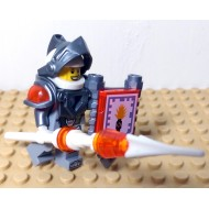LEGO Nexo Knight Minifigures - Lance (70312 / 70316) - with Spear and Shield