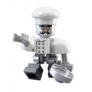 LEGO Nexo Knights Minifigures - Chef ƒclair (70317) with pan