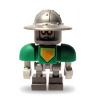 LEGO Nexo Knights Minifigures - Aaron Bot