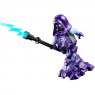 LEGO Nexo Knight Minifigures - Rogul with weapon
