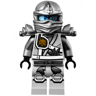 LEGO Ninjago Minifigures - Zane Titanium Ninja