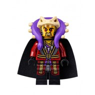 LEGO Ninjago Minifigures - Chen - with Cape