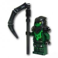 LEGO Ninjago Minifigures - Evil Green Ninja (halloween)