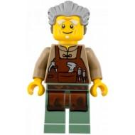 LEGO Ninjago Minifigures - Ed Walker