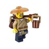 LEGO Ninjago Minifigures - Shen-Li with buckets
