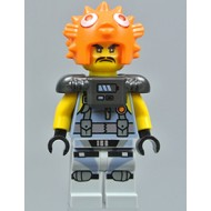 The LEGO Ninjago Movie - Private Puffer Orange (70657)