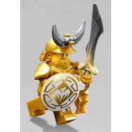 LEGO Ninjago Minifigures - Dragon Master (Sensei Wu) - Hunted