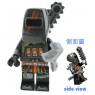 LEGO Ninjago Minifigures - Arkade w. weapon