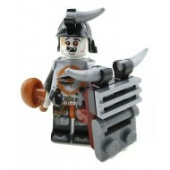 LEGO Ninjago Minifigures - Chew Toy with Weapon