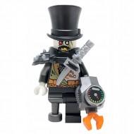 LEGO Ninjago Minifigures - Iron Baron with knife