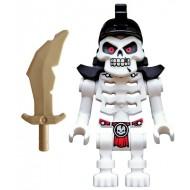 LEGO Ninjago Minifigures - Kruncha (Legacy) w. weapon (Halloween)