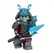 LEGO Ninjago Minifigures - General Vex with Ice Pike