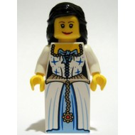 LEGO Pirates II Minifigures - Admiral's Daughter (Maiden)