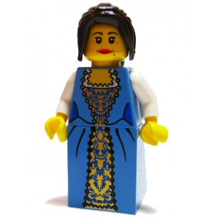 LEGO Pirates II Minifigures - Governor's Daughter