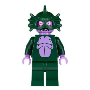 LEGO Scooby-Doo Minifigures - Swamp Monster (halloween)