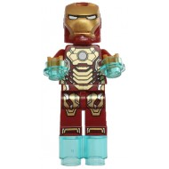 LEGO Super Heroes Minifigures - Iron Man Mark 42 Armor