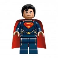 LEGO Super Heroes Minifigures - Superman - Dark Blue Suit