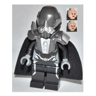 LEGO Super Heroes Minifigures - Faora (plain black head)