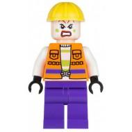 LEGO Super Heroes Minifigures - Goon The Clown (Halloween)