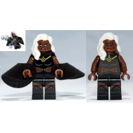 LEGO Super Heroes X-men Minifigures - Storm (76022) with Hand Lighting