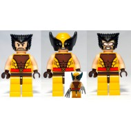 LEGO Super Heroes X-men Minifigures - Wolverine (76022)  with claws