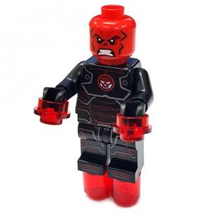 LEGO Super Heroes Minifigures - Iron Skull
