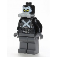 LEGO Super Heroes Minifigures - Cossbone