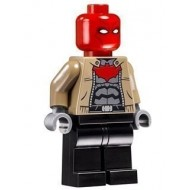 LEGO Super Heroes Minifigure - Red Hood (76055)