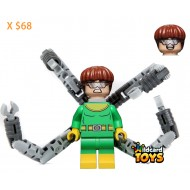 LEGO Super Heroes Minifigures - Doc Ock with robot arms