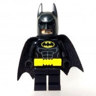 LEGO The LEGO Batman Movie Minifigures - Batman - Utility Belt, Head Type 2