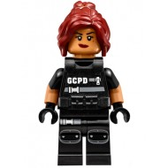 LEGO The LEGO Batman Movie Minifigures - Barbara Gordon - SWAT Vest (70908)