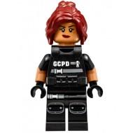 LEGO The LEGO Batman Movie Minifigures - Barbara Gordon - SWAT Vest (70908)