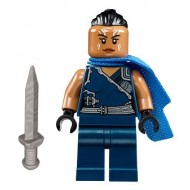 LEGO Super Heroes Minifigures - Valkyrie (76084) with sword