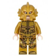 LEGO Super Heroes Minifigures - Atlantean Guard - Angry Expression (76085)