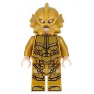 LEGO Super Heroes Minifigures - Atlantean Guard - Scared Expression (76085)