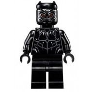 LEGO Super Heroes Minifigures - Black Panther (76100)