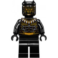 LEGO Super Heroes Minifigures - Erik Killmonger (Golden Jaguar) (76099)