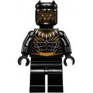 LEGO Super Heroes Minifigures - Erik Killmonger (Golden Jaguar) (76099)