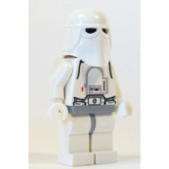 LEGO Star Wars Minifigures - Snowtrooper, Light Bluish Gray Hips, White Hands