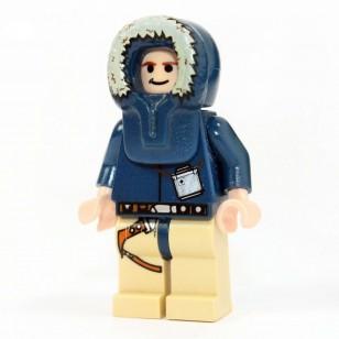 LEGO Star Wars Minifigures - Han Solo, Parka Hood
