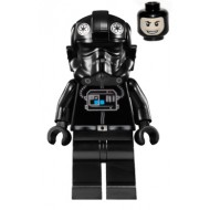 LEGO Star Wars Minifigures - TIE Fighter Pilot (Patterned Head)