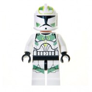LEGO Star Wars Minifigures - Clone Trooper Clone Wars with Sand Green Markings
