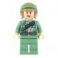 LEGO Star Wars Minifigures - Rebel Commando - Stubble